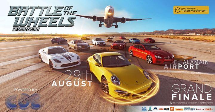 Battle of the Wheels - Finale