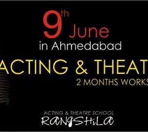 Certified Acting and Theatre workshop