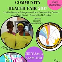 Wootenfitnezz Community Health &amp Wellness Fair