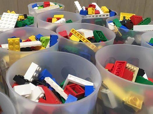 SOLD OUT - LEGO Workshops
