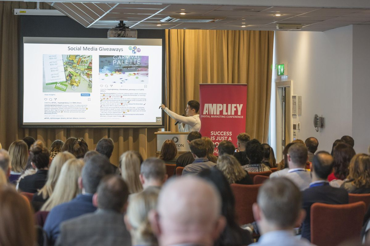 Amplify Learning Dublin - Digital Marketing Training for Sales & Marketing Professionals