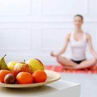 25 oktober - Workshop Food To Move - Masterclass Yin Yoga