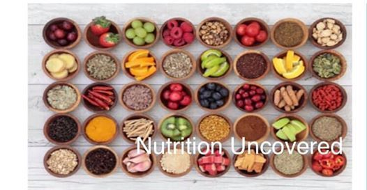 Nutrition Uncovered - Nutritional Therapy