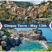 ISF Day Trip to Cinque Terre - Saturday May 13th