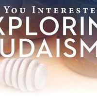 Basic Judaism Class High Holy Day Workshop