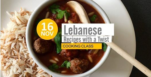 Lebanese Recipe with a Twist