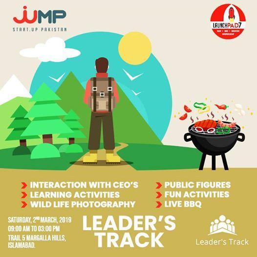 Jumpstart Pakistan Leaders Track