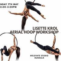 Lisette Krol Aerial Hoop Masterclass