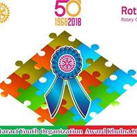 Rotaract Youth Organization Award Khulna 2017