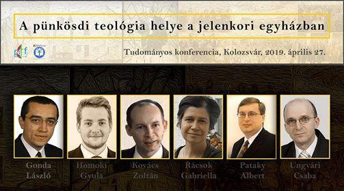 A PTF s a Kolozsvri Ekklesia Gylekezet kzs konferencija