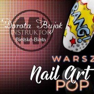 Warsztaty art expres. Pop art