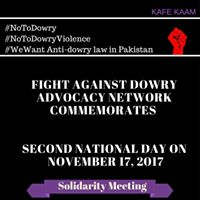 Anti Dowry Day