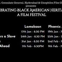 Celebrating Black American Heritage Film screening - Selma