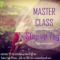 Master Class Step up Yoga