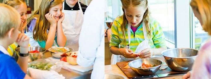 Junior Cookery Club August