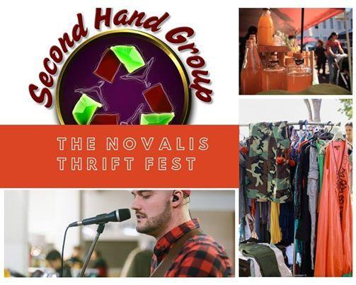 The March Novalis Thrift Fest