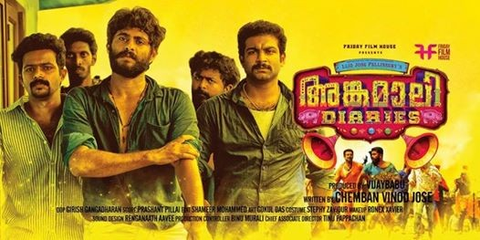 Angamaly Diaries in South Mumbai
