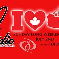 Sunday Long Weekend Party at Studio on Granville