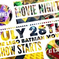 Summer Movie Night