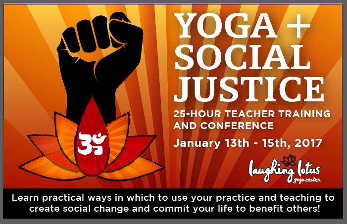 Yoga & Social Justice Training and Conference