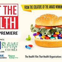 What The Health - South Australian Premire - Adelaide May 11