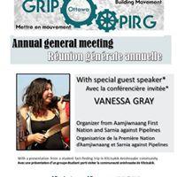 Opirg-Gripo AGM  AGA 2017 - feat. Vanessa GRAY