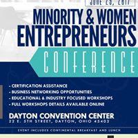 Minority &amp Women Entrepreneurs Conference