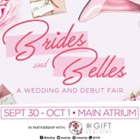 Brides and Belles - A Wedding and Debut Fair