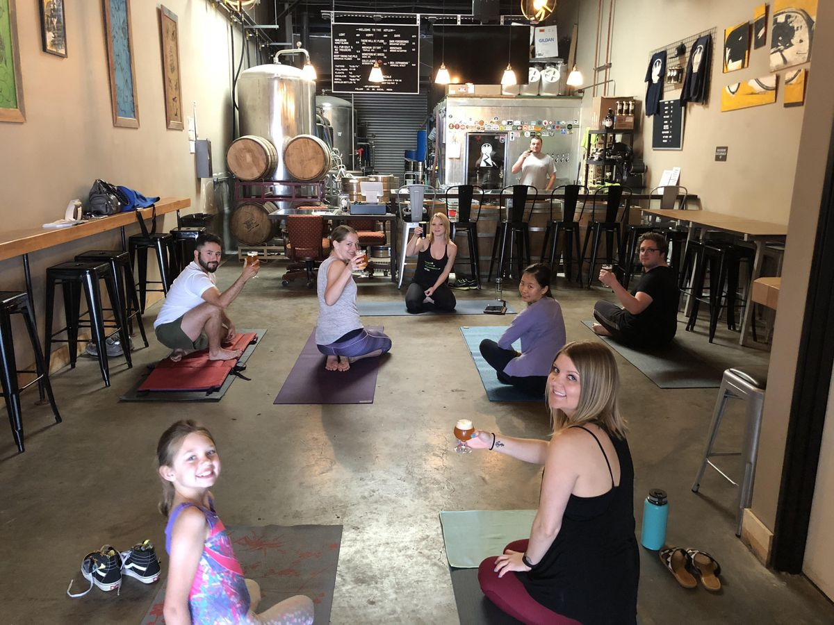 Yoga  Asylum Brewing