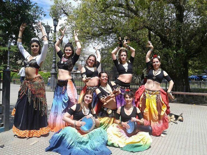 Seminario anual con formacin de danza tribal inscripciones 2018