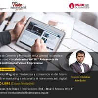 Conferencia Tendencias y consumidores del futuro  Marketing