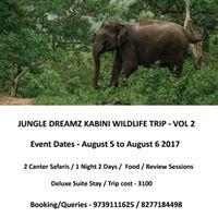 Kabini Wildlife Trip_Volume 2