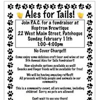 5th Annual &quotAles for Tails&quot