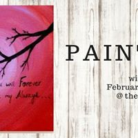 Paint &amp Sip with ROOST