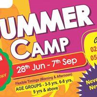 SUMMER FUNTASTIC CAMP