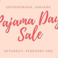 Pajama Day Sale