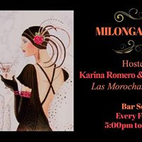 Milonga Baires Fridays at Bar Solas
