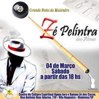4 Grande Festa Do Malandro Z Pelintra das Almas
