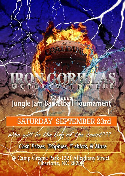 Jungle Jam Basketball Tournament