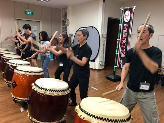 Afternoon TAIKO on Weekday (2)