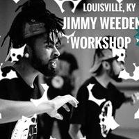 Jimmy Weeden Pop up Workshop