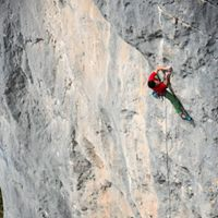 Stage Climbing Is Not Gym