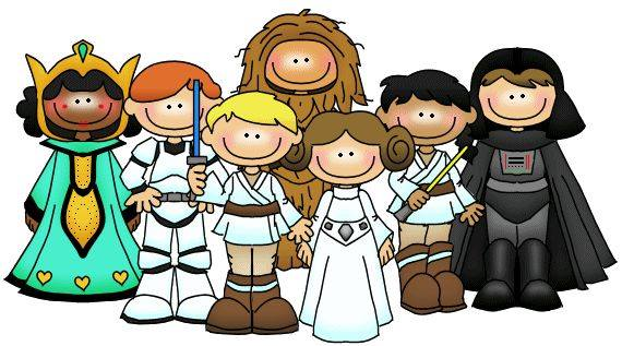 Star Wars Party at Kerrisdale Community Centre