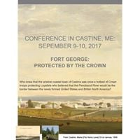 Fort George Protected by the Crown (Conference)