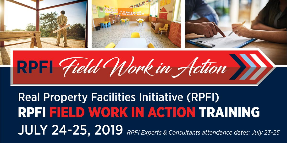 RPFI Field Work in Action -July 2019 Training Event