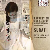 Kapasika at Expression Gallery Surat