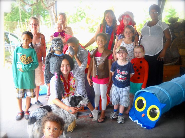 Lil Sprouts Day Camp 2018