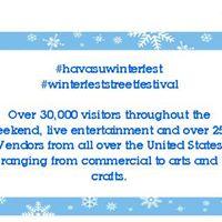 33rd Annual Winterfest Street Festival