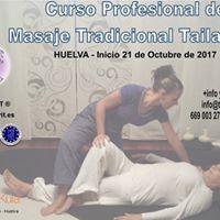 Huelva_Curso Profesional Masaje Tradicional Tailands