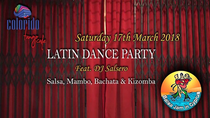 Latin Dance Party Feat. DJ Salsero